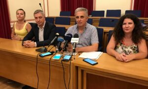 Mάκαρης: Αντιδημοκρατικό νομοσχέδιο που δίνει τερατώδεις πλειοψηφίες στην παράταξη του Δημάρχου