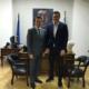 Συνάντηση Μαντά με τον Υπουργό Υγείας Βασίλη Κικίλια