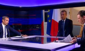 Μητσοτάκης στο France 24: Το ιρανικό τάνκερ δεν κατευθύνεται προς την Ελλάδα