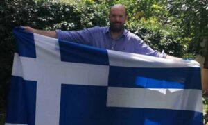 ΕΝΑ: Δωρεά δέκα ελληνικών σημαιών σε ακριτικά μέρη της Ελλάδος