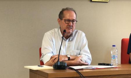 Nίκας: Με Κωστή Παλαμά ο αποχαιρετισμός του Δημάρχου Καλαμάτας-Τι δήλωσε