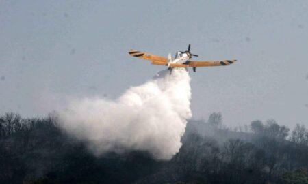 382 πυροσβέστες κατέσβησαν 35 δασικές πυρκαγιές στην Πελοπόννησο