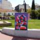 Kαλλιτέχνες ομορφαίνουν τα pillar στο Δήμο Καλαμάτας