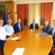 Στον Βορίδη εκπρόσωποι της ΣΥΚΙΚΗΣ και βουλευτές Μεσσηνίας της ΝΔ
