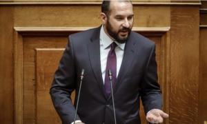 """Τζανακόπουλος: """"Ο κ. Μητσοτάκης, σε πανικό, στρατιωτικοποιεί το κράτος"""""""