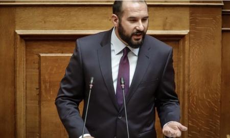 """Τζανακόπουλος: """"Έχουμε εισέλθει σε σκοτεινή περίοδο θεσμικής παρακμής"""""""