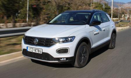 Στην κορυφή των πωλήσεων το Volkswagen T-Roc
