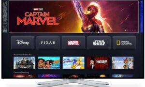 Disney+: Μια πρώτη ματιά στο περιβάλλον, streaming σε 4 συσκευές ταυτόχρονα σε 4K χωρίς έξτρα κόστος