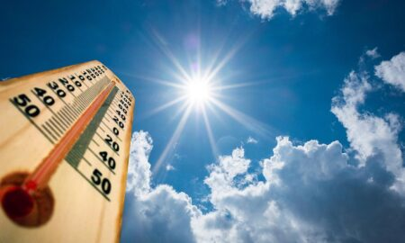 Ο Ιούλιος 2019 ήταν ο πιο ζεστός μήνας που έχει καταγραφεί ποτέ στον κόσμο
