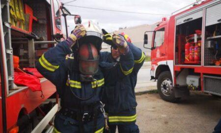 Ξεχασμένο μαγειρικό σκεύος προκάλεσε φωτιά σε διαμέρισμα στην Καλαμάτα
