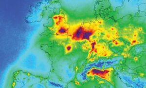 Πόσο μολυσμένος είναι ο αέρας στις χώρες της Ευρώπης και στην Ελλάδα