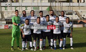 ΠΑΕ Καλαμάτα: Αποστολή με 20 ποδοσφαιριστές στο Βόλο