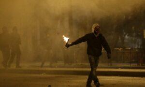 Κακούργημα η κατοχή μολότοφ: Αλλαγές στον Ποινικό Κώδικα για εμπρηστές, τρομοκράτες, δωροδοκία