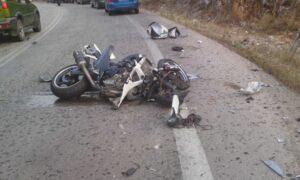 Πρώτη στην Ευρώπη η Ελλάδα στα τροχαία δυστυχήματα με μοτοσικλέτα