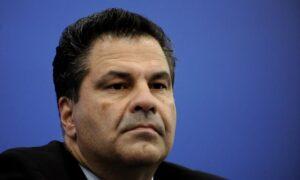 ΝΔ: Νέος γραμματέας της Πολιτικής Επιτροπής ο Γιώργος Στεργίου