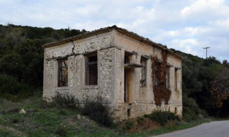 Εκστρατεία Αποκατάστασης του Διατηρητέου Δημοτικού Σχολείου Κάτω Αμπελοκήπων Μεσσηνίας