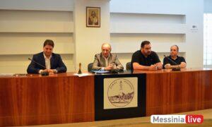 Δήμος Μεσσήνης: Αναδείχθηκε το Προεδρείο του Δημοτικού Συμβουλίου