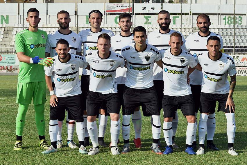ΠΣ Καλαμάτα: Ντέρμπι με το Αιγάλεω στην πρεμιέρα έβγαλε η κλήρωση της Football League