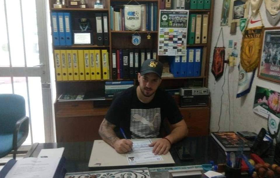 Πάμισος Μεσσήνης: Επέστρεψε ο Άγγελος Σαραντόπουλος