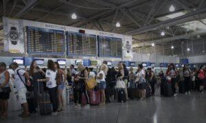 Αυξημένη η επιβατική κίνηση στα αεροδρόμια