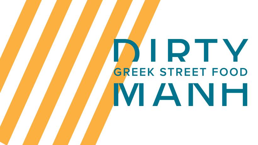 DIRTY MANH: Ελληνικό street food από τη Μάνη με αγάπη