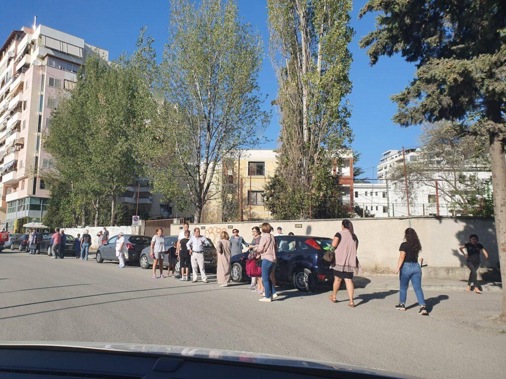 Πανικός στην Αλβανία από τους δύο ισχυρούς σεισμούς