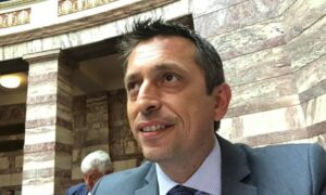 Μαντάς: Αναφορά στον Υπουργό Δικαιοσύνης για τις ελλείψεις προσωπικού στα Δικαστήρια Τριφυλίας