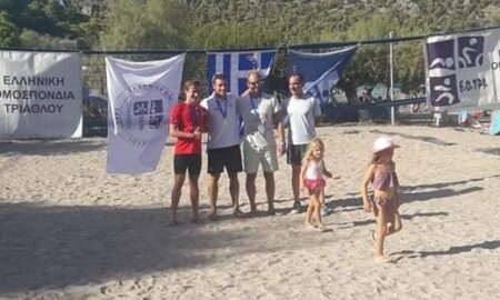 Δεύτερος τερμάτισε ο Αθανασουλάκης του ΑΡΓΗ στον πρώτο αγώνα της χρονιάς