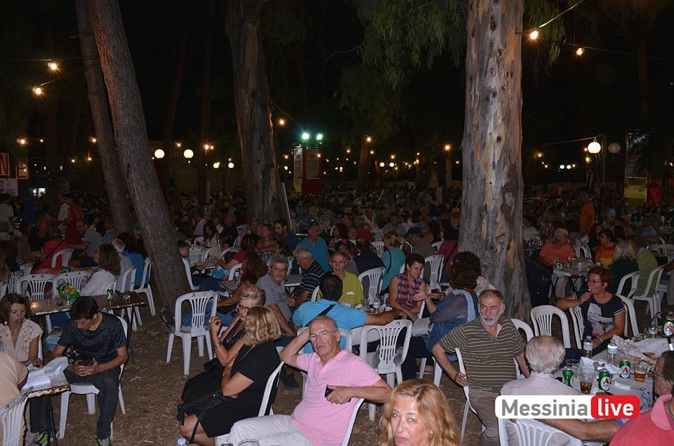 Φεστιβάλ ΚΝΕ: Λαοθάλασσα για τη Μποφίλιου στην Καλαμάτα
