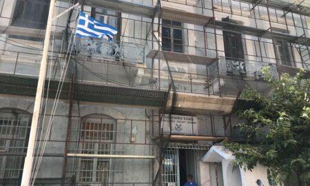 Ξεκίνησε η ανακαίνιση των κτιρίων του Λιμεναρχείου Καλαμάτας και του Λιμενικού Ταμείου