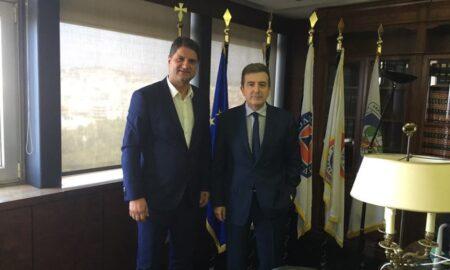 Στον Χρυσοχοΐδη ο Αθανασόπουλος για την αποκατάσταση της ασφάλειας στο Δήμο Μεσσήνης