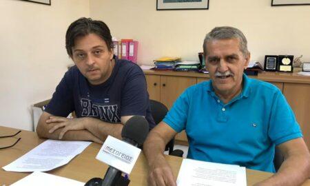 """Εργαζόμενοι ΔΕΥΑΚ και ιδιωτικοί υπάλληλοι Μεσσηνίας: """"Ψωμί, ελιά και Βρούτση βασιλιά"""""""