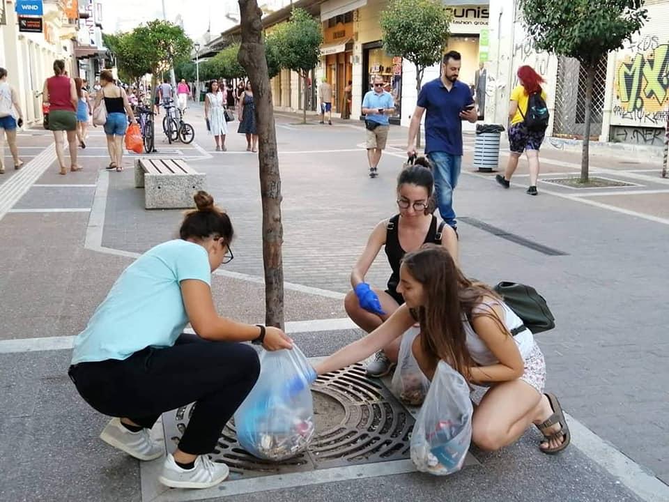 Fridays for Future: περιβαλλοντικές δράσεις και στη Καλαμάτα