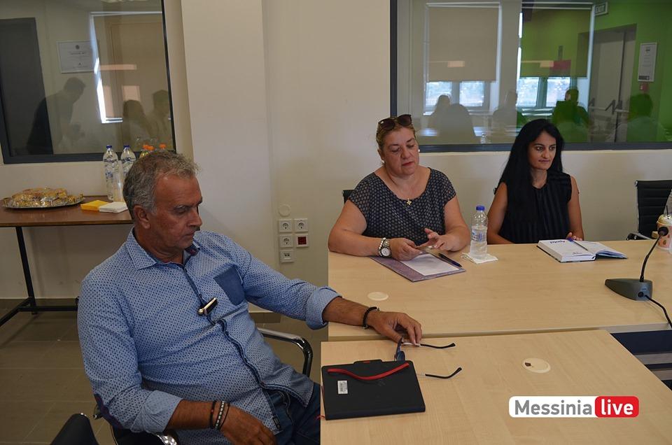 Τοπική Κοινότητα Καλαμάτας: Ιστορική πρώτη συνεδρίαση του Συμβουλίου της