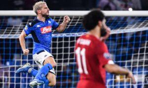 Τσάμπιονς Λιγκ: Η Νάπολι 2-0 την Λίβερπουλ, 0-0 η Μπάρτσα στη Γερμανία