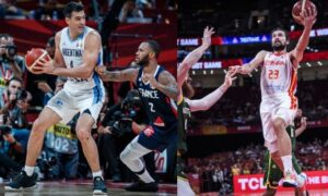 Μουντομπάσκετ 2019: Αργεντινή και Ισπανία προκρίθηκαν στον μεγάλο τελικό