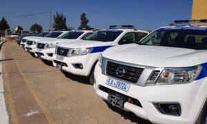 Aγορά 7 αυτοκινήτων 4×4 από την Περιφέρεια Πελοποννήσου για την Αστυνομία