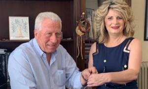 Ανέλαβε και επίσημα τα καθήκοντά της η νέα Δήμαρχος Οιχαλίας Παναγιώτα Γεωργακοπούλου