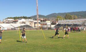 Μεσσηνιακός: Ημέρα αθλητισμού με το Δημοτικό σχολείο Λείκων