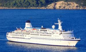 """Το κρουαζιερόπλοιο """"Berlin"""" αύριο στην Καλαμάτα"""
