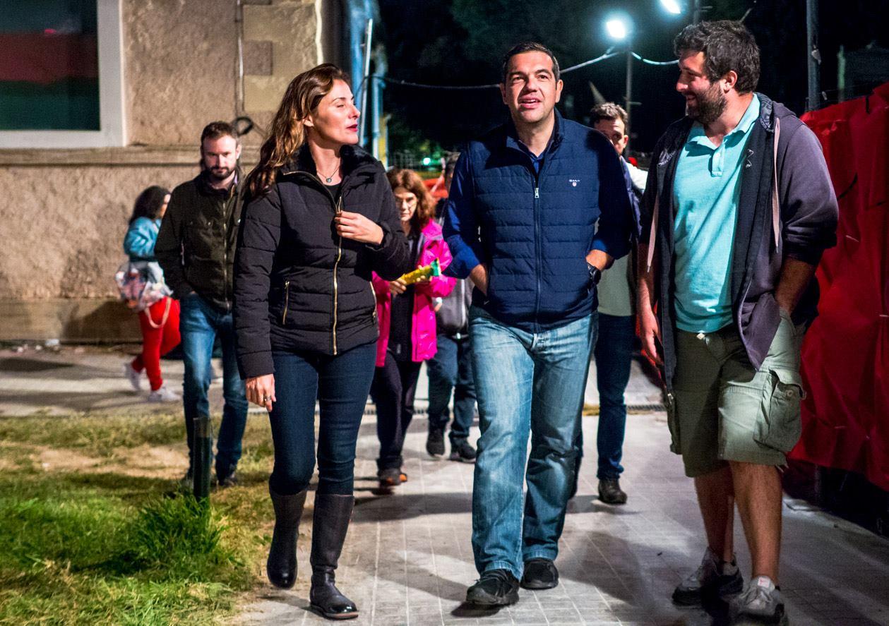 Ρεκόρ συμμετοχής στο φεστιβάλ νεολαίας του ΣΥΡΙΖΑ
