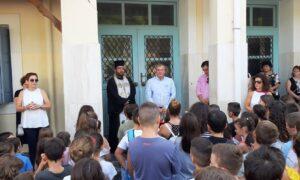"""Καρβέλας: """"Ο Δήμος Πύλου Νέστορος θα εργάζεται καθημερινά για τις σχολικές μονάδες"""""""