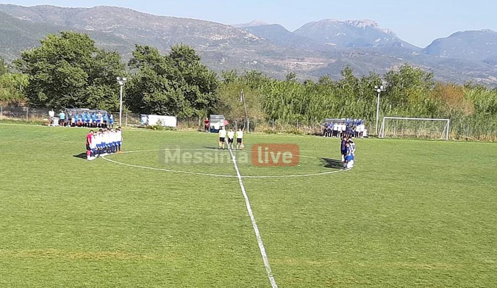Κύπελλο Μεσσηνίας: Με Μουλιάτο το Διαβολίτσι, 3-0 την Σπερχογεία