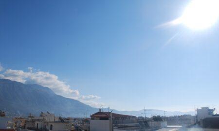 O καιρός αύριο στην Καλαμάτα