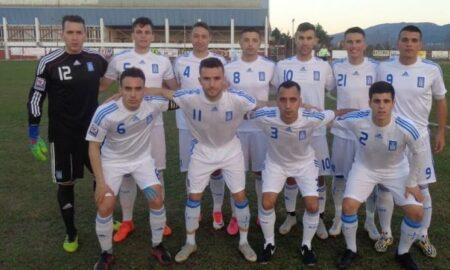 ΠΣ Καλαμάτα: Φιλοξενεί την Εθνική Ενόπλων το Σάββατο στο γήπεδο Μεσσηνιακού