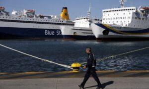 Κανονικά τα δρομολόγια των πλοίων από το λιμάνι του Πειραιά