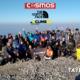 Μια μαγευτική διαδρομή προς την κορυφή του Ταϋγέτου