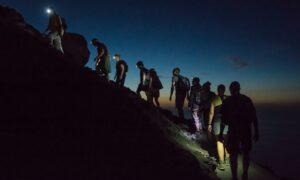 Ορειβατικός Καλαμάτας: Ανάβαση με πανσέληνο στο Χαλασμένο (2.204μ.)