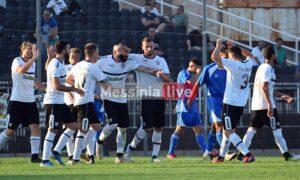 ΠΣ Καλαμάτα: Φιλικό 2-0 επι της Εθνικής Ενόπλων με Ράκιτς, Αλεξόπουλο
