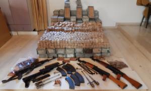 Φορτηγό με καλάσνικοφ και πάνω από 122.000 φυσίγγια εντοπίστηκε στα Χανιά-Εξαρθρώθηκε η εγκληματική ομάδα